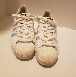 Adidas shell tops